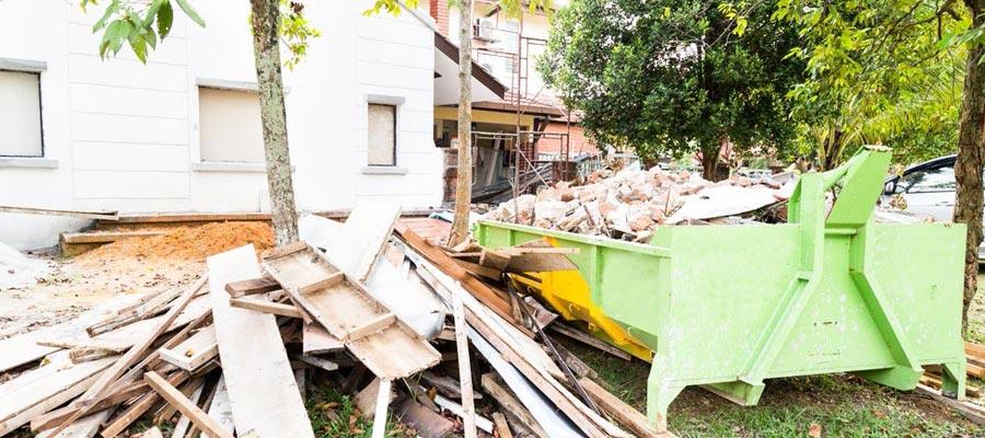 Debris Removal Pensacola FL 1